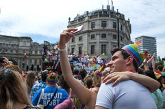 London Gay Pride Parade 2017 Stock Photos