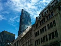 London-Gebäude Lizenzfreies Stockfoto