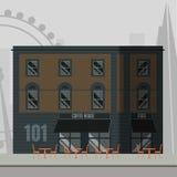 London-Gebäude Stockfotos