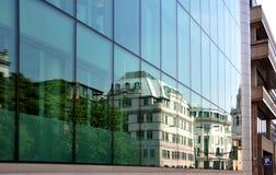 London. Gebäude auf der Straße Stockfotos