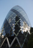 London Gherkin. 30 St Marys Axe - The Gherkin Stock Images