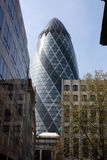 London Gherkin Royalty Free Stock Photos
