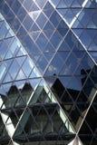 London Gherkin Stock Photography