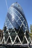 London Gherkin Royalty Free Stock Photography