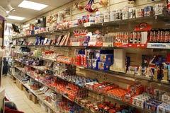 London gift shop Royalty Free Stock Image