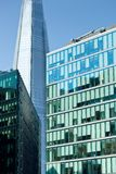 London, glass building Royalty Free Stock Photography