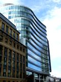 London Glass Buildings 52 Royalty Free Stock Photo