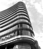 London Glass byggnader 26 Arkivbilder