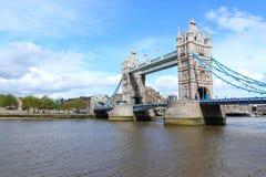 London gränsmärke Arkivfoton