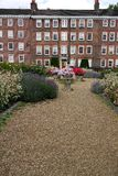 London: Grå färgs trädgårdar för kammare för gästgivargård lagliga V Royaltyfri Bild
