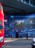 London graffiti Stock Photography