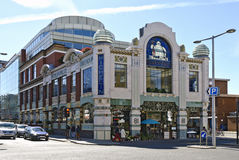 LONDON, GREAT BRITAIN: Michelin House at Chelsea Royalty Free Stock Photography