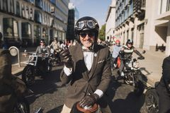 DGR London 2018 royalty free stock images