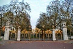 London Green Park  Canada Gate Stock Image