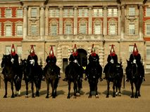 London guard Stock Image