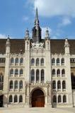 London Guildhall royaltyfria foton