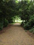 London Gunnersbury parkerar engelska som landskapet parkerar Arkivfoto