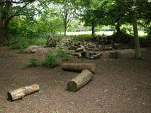 London Gunnersbury parkerar engelska som landskapet parkerar Fotografering för Bildbyråer