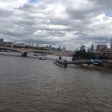 London gyckel royaltyfria foton