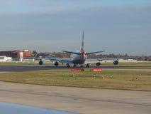 London Heathrow airport Stock Photos