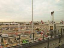 London Heathrow airport Stock Images