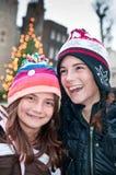 London Holiday Cheer Royalty Free Stock Photos