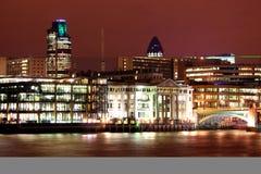 london horisont Fotografering för Bildbyråer