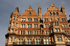 London hotel Royalty Free Stock Images