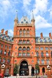 London hotel Royalty Free Stock Photo