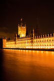 London House of Parliament Royalty Free Stock Image
