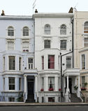 London houses Stock Photography