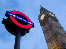 London icons Royalty Free Stock Image