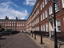 London, Inns of Court, Gray's Inn. Lawyers' offices stock image