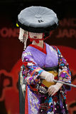 2013 London Japan Matsuri Royaltyfri Bild