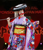 2013, London Japan Matsuri Lizenzfreies Stockfoto
