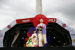 2013, London Japan Matsuri Stock Image
