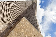 Tate modern museum building Royalty Free Stock Photos