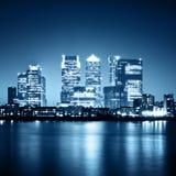 london kanarowy nabrzeże Obraz Royalty Free
