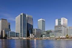 london kanarowy nabrzeże Zdjęcie Royalty Free