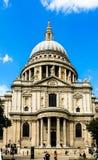 London katedralny Paul st Zdjęcie Stock