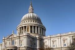 london katedralny st Paul s Obraz Royalty Free