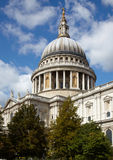 london katedralny st Paul s Obrazy Stock