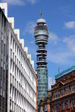 London kommunikationstorn Arkivfoton