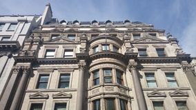 London kontorsbyggnad Royaltyfria Foton