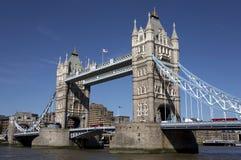 London-Kontrollturmbrücke Lizenzfreies Stockfoto