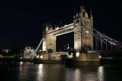 London-Kontrollturmbrücke, England Stockbilder