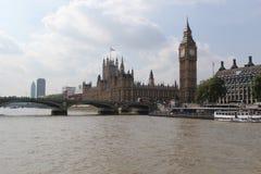 London-Kunstphotographiearchitektur Lizenzfreies Stockbild