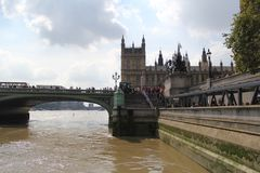 London-Kunstphotographiearchitektur Stockbilder