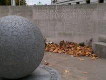 London Kuta memorial Royalty Free Stock Images
