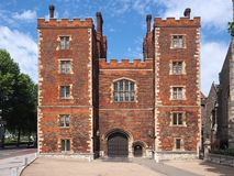 London, Lambeth Palace Royalty Free Stock Photo